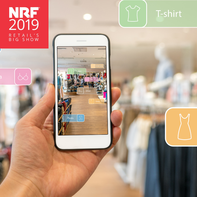 NRF 2019 Trends DaVinci Retail