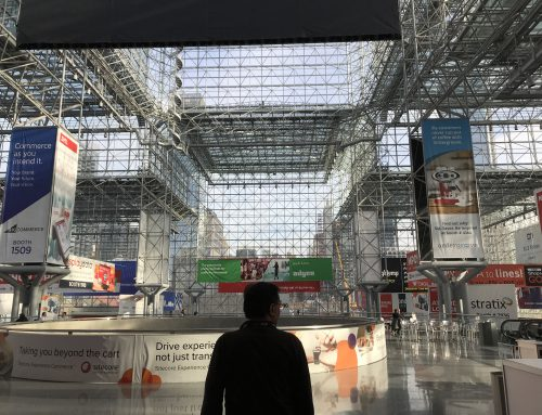 NRF 2019: 3 days with the movers and shakers in retail