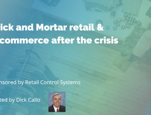 A Webinar on e-Commerce and Brick & Mortar Retail after the Covid-19 Crisis